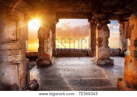 Old Temple In India