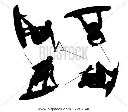 Wakeboard_silhouettes_vector