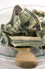 Spoon of Money