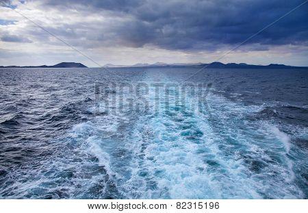 Sea Ferry, Canary Islands