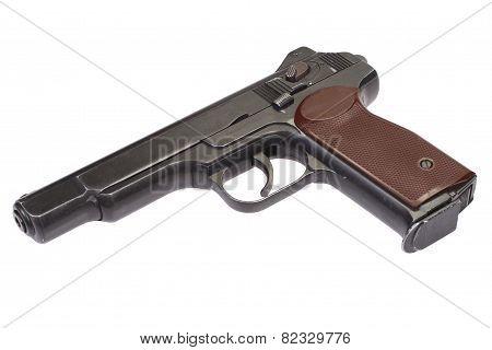 automatic 9mm pistol