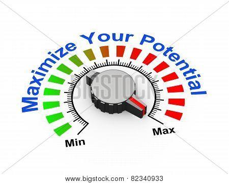3D Knob - Maximize Your Potential