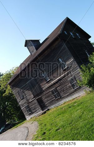 Old 19th century Grist Mill
