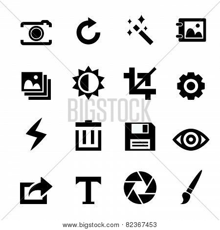 Photography Icons
