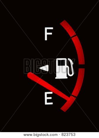 Running empty on high gas prices