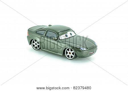 Bob Cutlass Toy Car A Protagonist Of The Disney Pixar Feature Film Cars.