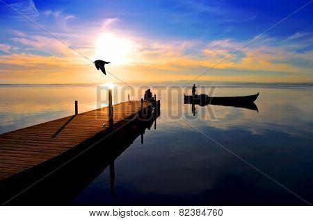 Holiday Lake