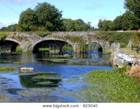 Bridge At Kells Priory