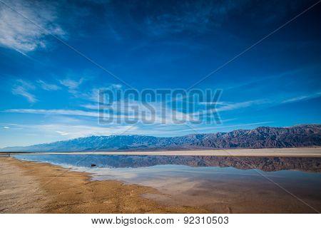 Stream In The Desert