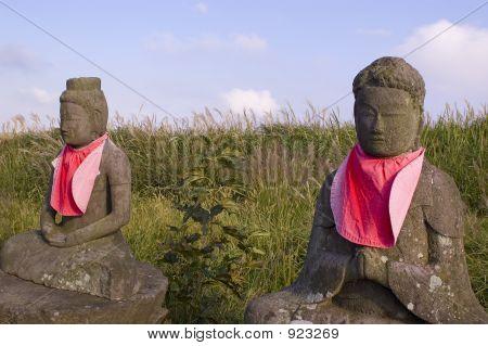 Ojiz?-Sama Statue