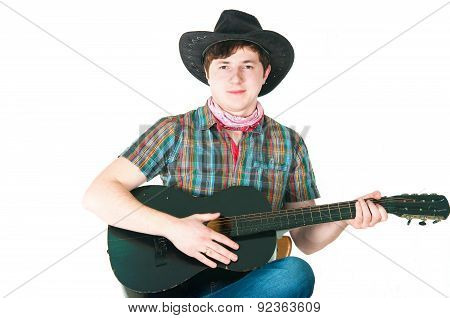 The Cowboy With A Guitar