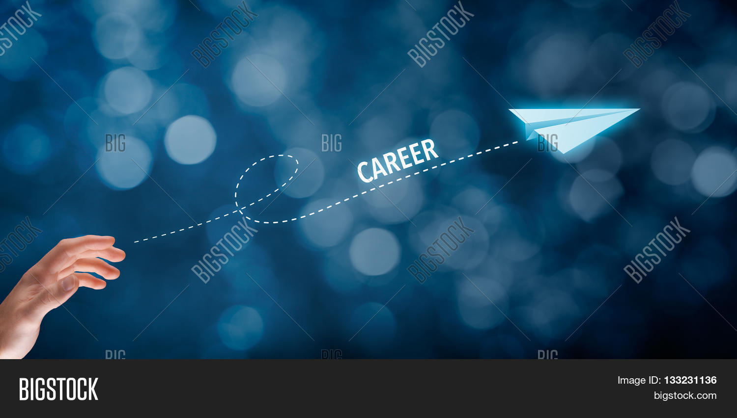 Career Acceleration Image Photo Free Trial Bigstock