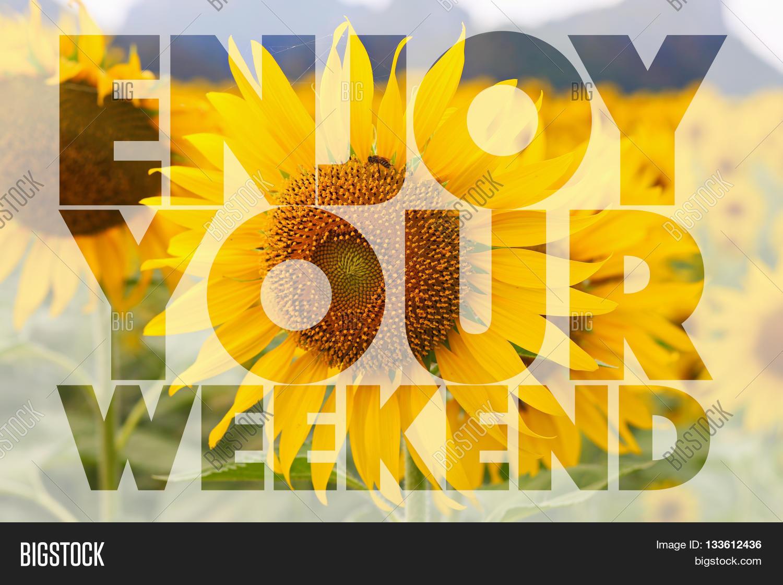 Enjoy Afbeelding En Foto Gratis Proefversie Bigstock