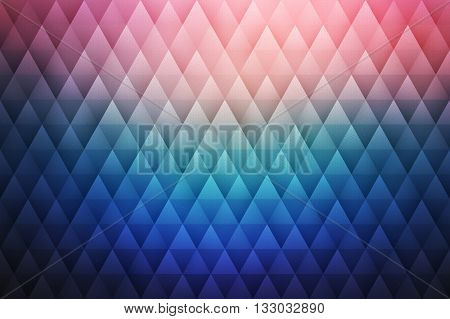Abstract geometrical triangular hipster textured vector background for design, business, print, web, ui and other