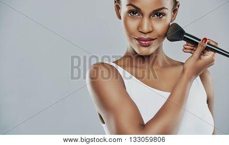 Brushing On Beauty
