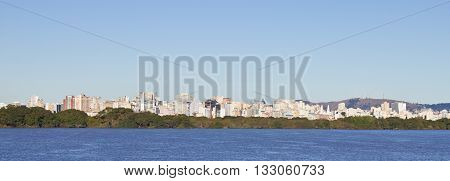 Porto Alegre City View