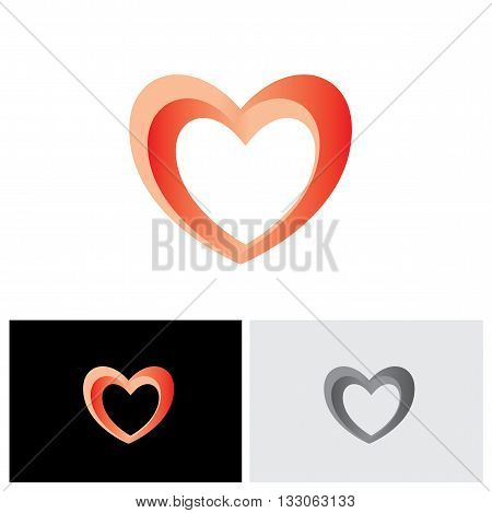 Heart Vector Icon Or Heart Vector Logo