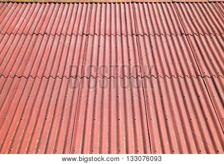 Red Roof, Background Photo Texture