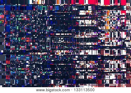 colorful abstract background texture. glitches, digital noise