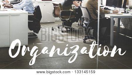 Organization Collaboration Company Corporate Concept