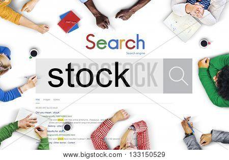 Stock Market Finance Investment Business Money Concept