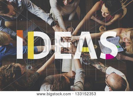 Ideas Inspiration Creative Power Concept