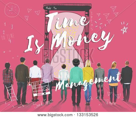 Valuable Times Value Challenge Money Concept