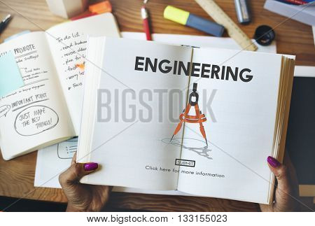 Engineering Create Ideas Occupation Professional Concept