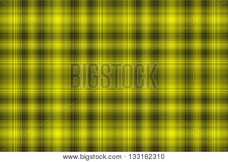 Illustration of yellow and black checkered pattern