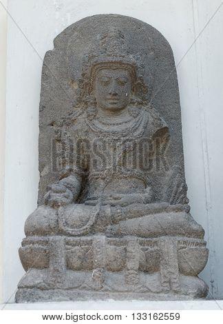 The Statue of Bodhisattva 8th - 10th century