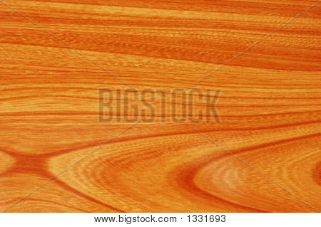Texture Of Red Wood To Serve As Background