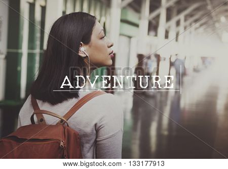 Travel Journey Trip Explore Holiday Concept