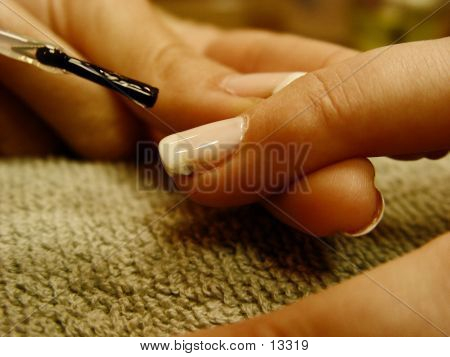 Manicure Fingernail Paint