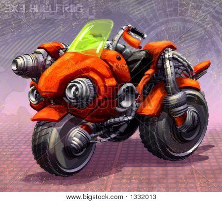 3X3 Bike