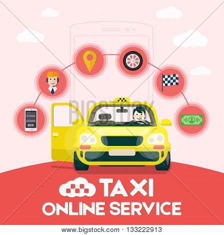 различные виды онлайн сервис для такси суд