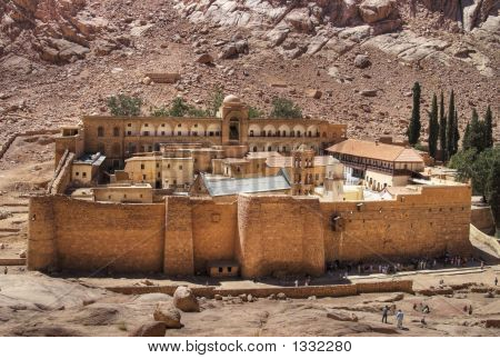 Monastery Of St. Catherine, Sinai, Egypt