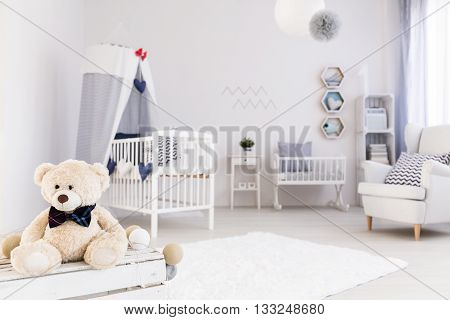 Ideal Room For Little Sailor Boy