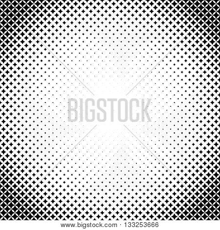 Halftone illustrator. Halftone Stars. 4 points. Halftone effect. Halftone pattern. Vector halftone stars. Stars on white background. Vector Halftone Texture.