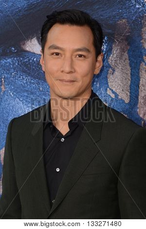 LOS ANGELES - JUN 6:  Daniel Wu at the Warcraft Global Premiere at TCL Chinese Theater IMAX on June 6, 2016 in Los Angeles, CA