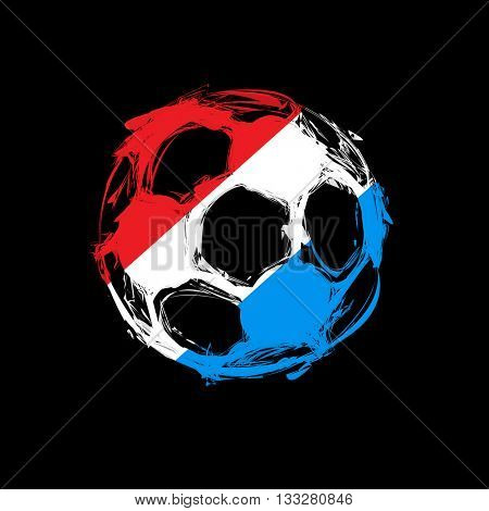 Sketch Soccer Football easy all editable