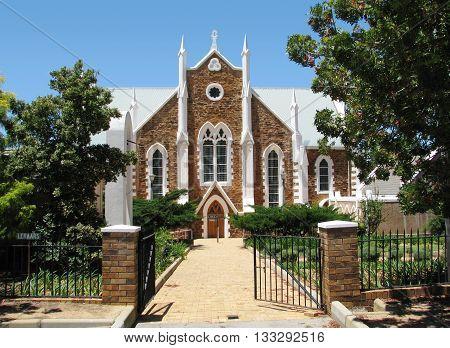 Church,, Piketburg, Western Cape, South Africa 02