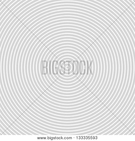 Round Lines. Spiral Volute. Rotating stripes BackgroundVector