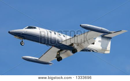 Small Business Jet Airplane