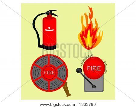 Fire Objects