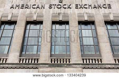 American Stock Exchange - Amex