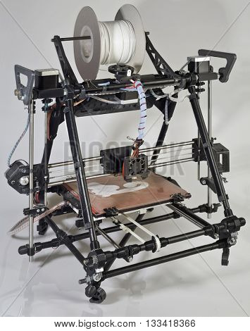 Open Source 3d Printer Prototype Model