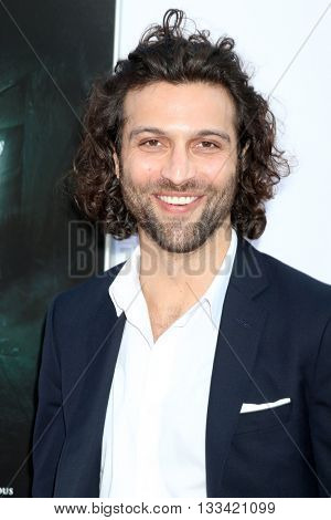 LOS ANGELES - JUN 7:  Alexander DiPersia at the 2016 Los Angeles Film Festival - The Conjuring 2 Premiere at TCL Chinese Theater IMAX on June 7, 2016 in Los Angeles, CA