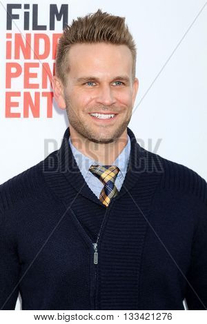 LOS ANGELES - JUN 7:  John Brotherton at the 2016 Los Angeles Film Festival - The Conjuring 2 Premiere at TCL Chinese Theater IMAX on June 7, 2016 in Los Angeles, CA