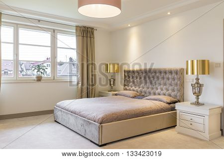 Luxurious Bedroom For Two