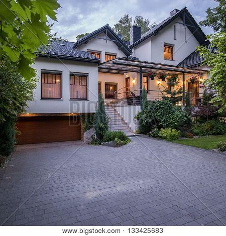 Luxury Modern Detached House